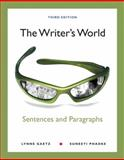 The Writer's World : Sentences and Paragraphs, Deese, James and Gaetz, Lynne, 0205024459