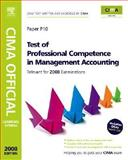 CIMA Official Learning System Test of Professional Competence in Management Accounting 9780750684453