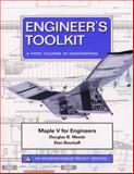 Maple V for Engineers : Toolkit, Meade, Douglas and Bourkoff, Etan, 0805364455