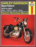 Harley Davidson Sportsters : 1970-2001, Choate, Curt and Schauwecker, Tom, 1563924455