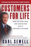 Customers for Life, Carl Sewell and Paul B. Brown, 0385504454