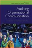 Auditing Organizational Communication, Dennis Tourish, 0415414458