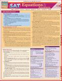 Sat Equations and Answers, BarCharts, Inc., 1423214455