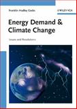 Energy Demand and Climate Change, Franklin Hadley Cocks and Cocks, 3527324461