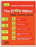 Common Core : The Star Within Math Activity Book for Grade 1, Learning Wheels, 0989124460