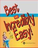 Best of Incredibly Easy!, Springhouse, 1582554463