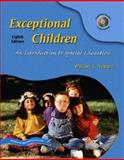 Exceptional Children : An Introduction to Special Education and OneKey CourseCompass Standard Package, Heward, William L., 013218446X