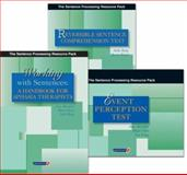 The Sentence Processing Resource Pack, Marshall, Jane and Byng, Sally, 0863884466