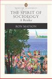 The Spirit of Sociology 9780205404469
