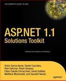 ASP. NET 1.1, Aprea, Victor Garcia and Cazzulino, Daniel, 1590594460