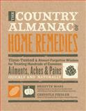 The Country Almanac of Home Remedies, Brigitte Mars and Chrystle Fiedler, 1592334466