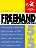 FreeHand 5.5 Macintosh, Cohen, Sandee, 020188447X