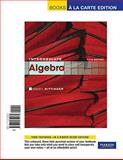 Intermediate Algebra, Books a la Carte Edition, Bittinger and Bittinger, Marvin L., 0321654471