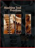 Machine Tool Practices, Kibb and Meyer, Roland O., 0130334472