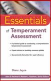 Essentials of Temperament Assessment, Joyce, Diana, 0470444479