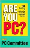 Are You PC?, Eric Lefcowitz, 0898154472