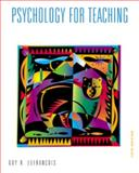 Psychology for Teaching 10th Edition