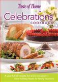 Celebrations Cookbook, Reader's Digest Staff, 0898214475