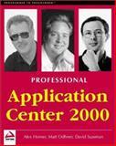 Application Center 2000, Homer, Alex and Odhner, Matt, 1861004478
