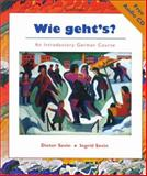 Wie Geht's? : An Introductory German Course, Text/Audio CD pkg., Sevin, Ingrid, 003031447X