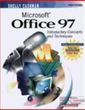 Microsoft Office 97, Shelly, Gary B., 0789544474
