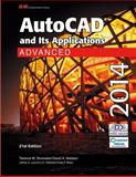AutoCAD and Its Applications Advanced 2014, Terence M. Shumaker and David A. Madsen, 1619604477