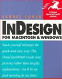 InDesign for Macintosh and Windows, Cohen, Sandee, 0201354470
