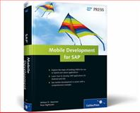 Mobile Development for SAP, Haseman, Dave and Hightower, Ross, 1592294480