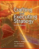 Crafting and Executing Strategy: Text and Readings, Thompson and Gamble, John E., 0072844485