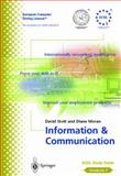 Information and Communication, Stott, David and Moran, Diane, 1852334487