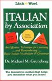 Italian by Association, Gruneberg, Michael M., 0844294489