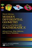 Modern Differential Geometry of Curves and Surfaces with Mathematica, Abbena, Elsa and Salamon, Simon, 1584884487