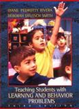 Teaching Students with Learning and Behavior Problems, Rivera, Diane P. and Smith, Deborah D., 020516448X