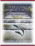 Operations Management : An Integrated Approach, Reid, R. Dan and Sanders, Nada R., 0471794481