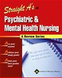 Psychiatric and Mental Health Nursing, Springhouse, 158255448X