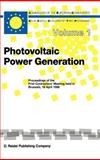 Photovoltaic Power Generation, , 9027724482