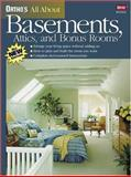 Ortho's All about Basements, Attics, and Bonus Rooms, Ortho Books, 0897214498
