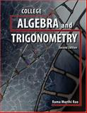 College Algebra and Trigonometry, Rao, Rama, 0757544495