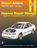 Nissan Altima : 1993-2001, Kibler, Jeff and Haynes, J. H., 1563924498