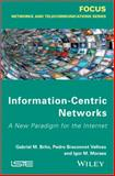 Information Centric Networks : A New Paradigm for the Internet, Velloso, Pedro Braconnot and Moraes, Igor M., 1848214499