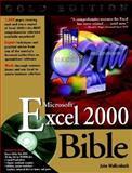 Microsoft Excel 2000 Bible, John Walkenbach, 0764534491
