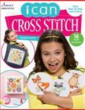 I Can Cross-Stitch, Elizabeth Spurlock, 1573674494