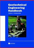 Geotechnical Engineering Handbook, Fundamentals, , 3433014493