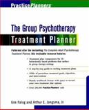 The Group Therapy Treatment Planner, Jongsma, Arthur E., Jr. and Paleg, Kim, 0471374490