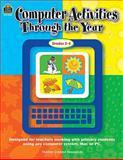Computer Activities Through the Year, Susan L. Gimotty and Susan L. GIMOTTY, 0743934490