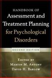 Handbook of Assessment and Treatment Planning for Psychological Disorders, 2/e, , 1462504493