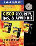 Cisco Security, QoS and AVVID, Lawson, Wayne and Flannagan, Mike, 1928994490