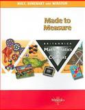 Made to Measure, H. Freudentha, 0030714494