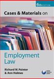 Cases and Materials on Employment Law, Painter, Richard W. and Holmes, Ann E. M., 0199284490