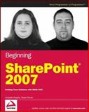 Beginning SharePoint 2007, Amanda Murphy and Shane Perran, 0470124490